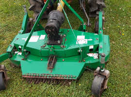 4ft Finishing Mower in excellent working order £550 ono