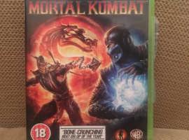 Mortal Kombat 9 MK Xbox