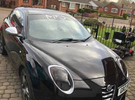 Alfa Romeo Mito, 2013 (63) Black Hatchback, Manual Diesel, 64,000 miles
