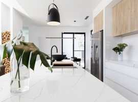 Best Quartz Worktops for Kitchen & Bathrooms Renovations in London, UK - MKW Surfaces