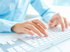 Copy Typing Service: £1 per sheet | Lowest Price Guarantee