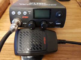 Intek m-60 plus cb radio