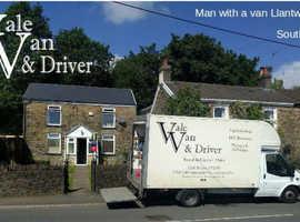 Man and Van, Removals, Pickup Deliveries