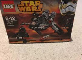 Lego Star Wars & Ninjargo sets