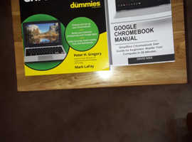 Twochromebook help books master your chromebook in 30 mins andchromebook for dummies