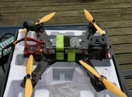 night hawk 280 pro drone plus extras