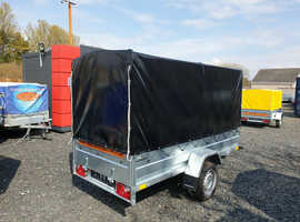 BRAND NEW Trailer 8,7 x 4,2 single axle with 150cm cover £950 in Kirkcaldy