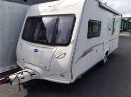 2007 Bailey Senator Vermont, mover, awning, ready to use now