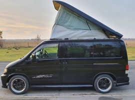 Mazda Bongo Campervan 4/5 berth 6 seat with elec roof & new kitchen, outstanding top spec model