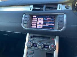 Land Rover Range Rover Evoque, 2013 (13) White Estate, Automatic Diesel, 51,439 miles 12 months MOT.