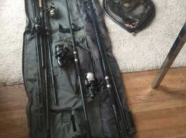 Carp fishning kit