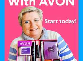 AVON Representatives wanted UK