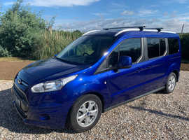 2016 Ford Tourneo Connect Grand Titanium Automatic Wheelchair Accessible Disabled WAV