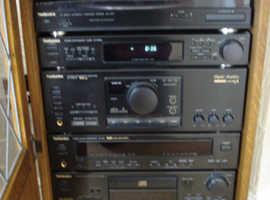 Technics Vintage Separates Stereo System