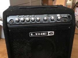 Line 6 LD 15 Bass Guitar Practice Amplifier