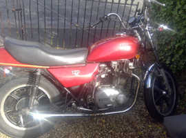 KAWASAKI Z 750 LTD CLASSIC MOTOR CYCLE GOOD CONDITION  £1000 ONO