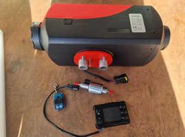 12v Diesel Night Heater Ideal for Motorhomes or campervan conversions