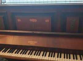 Garrard Upright Piano