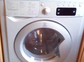 Fridge Freezer (upright) & Washing Machine