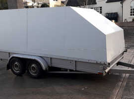 Car shuttle Trailer