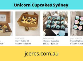 The best models of Unicorn Cupcakes Sydney