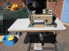Brother E-4 Exedra Lockstitch Industrial Sewing machine
