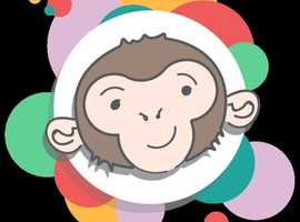 Come join us at Cha Char Chimps for Fun Activities, Socialise, Drinks & Yummy Cake!