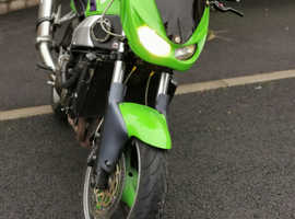 Zx6r streetfighter 1999