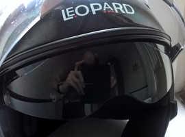 Adult Half-face Motorbike Helmet