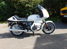 BMW R100RS Motosport Number 123 of 150 One Previous Owner