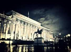 Evening Ghost Hunt - St Georges Hall - Liverpool  - Friday 25th October 2019 - 9pm until 2am