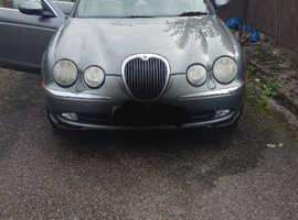 Jaguar S-TYPE, 2004 (04) Grey Saloon, Automatic Petrol, 85,710 miles