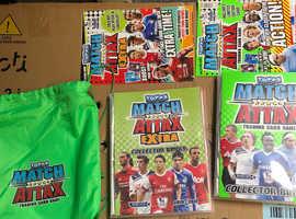 Match attax 2010/11 football cards