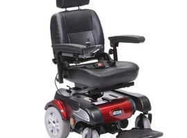Drive Sunfire GT Plus Powerchair in Red