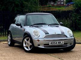 Mini MINI, 2005 (54) Silver Hatchback, Manual Petrol, 100,235 miles, MOT DEC 2020