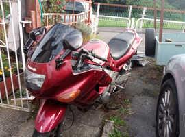 For sale or swap import kawasaki 400