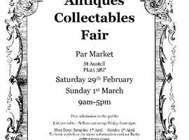 Par Market Antique Collectables Fair