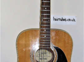 COUNTRYMAN Acoustic guitar from Hohner.  6 string R H Player. Fair used condition with Quality New Strings just fitted