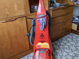 BEX BISSELL PROHEAT II CARPET SHAMPOOER CLEANER + TURBO BRUSH FOR SPARES/REPAIR