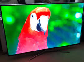"SAMSUNG 55"" 3D LED SMART TV - LIKE NEW"