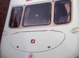 Fleetwood Colchester touring caravan