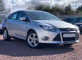 Ford Focus 1.6 Zetec 115 Very Very Low Mileage Example....Fabulous Value