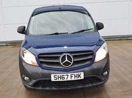 Mercedes Citan XLWB 67Reg NO VAT Euro6