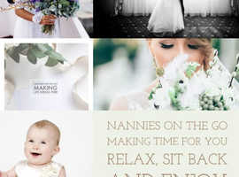 Nanny & wedding events nanny