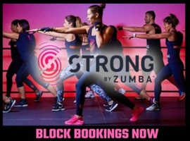 Strong By Zumba Classes