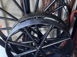 Shepherds Hut Wheels