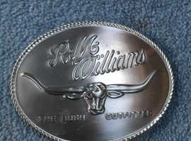R.M. Williams Belt Buckle (Free Postage)