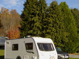 REDUCED FURTHER FOR A QUICK SALE    Ideal Caravan for a young family