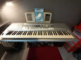 Yamaha DGX200 Keyboard vgc £15