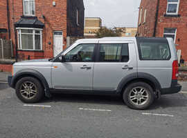 Land Rover Discovery, 2006 (56) Silver Estate, Manual Diesel, 165 miles